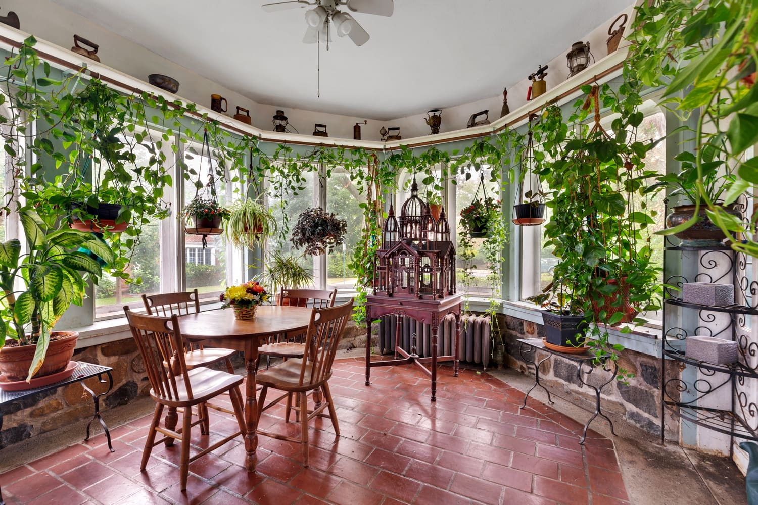 Look Inside: This Three-Story $2.8M Storybook Home in Queens Is Straight Out of a Fairytale