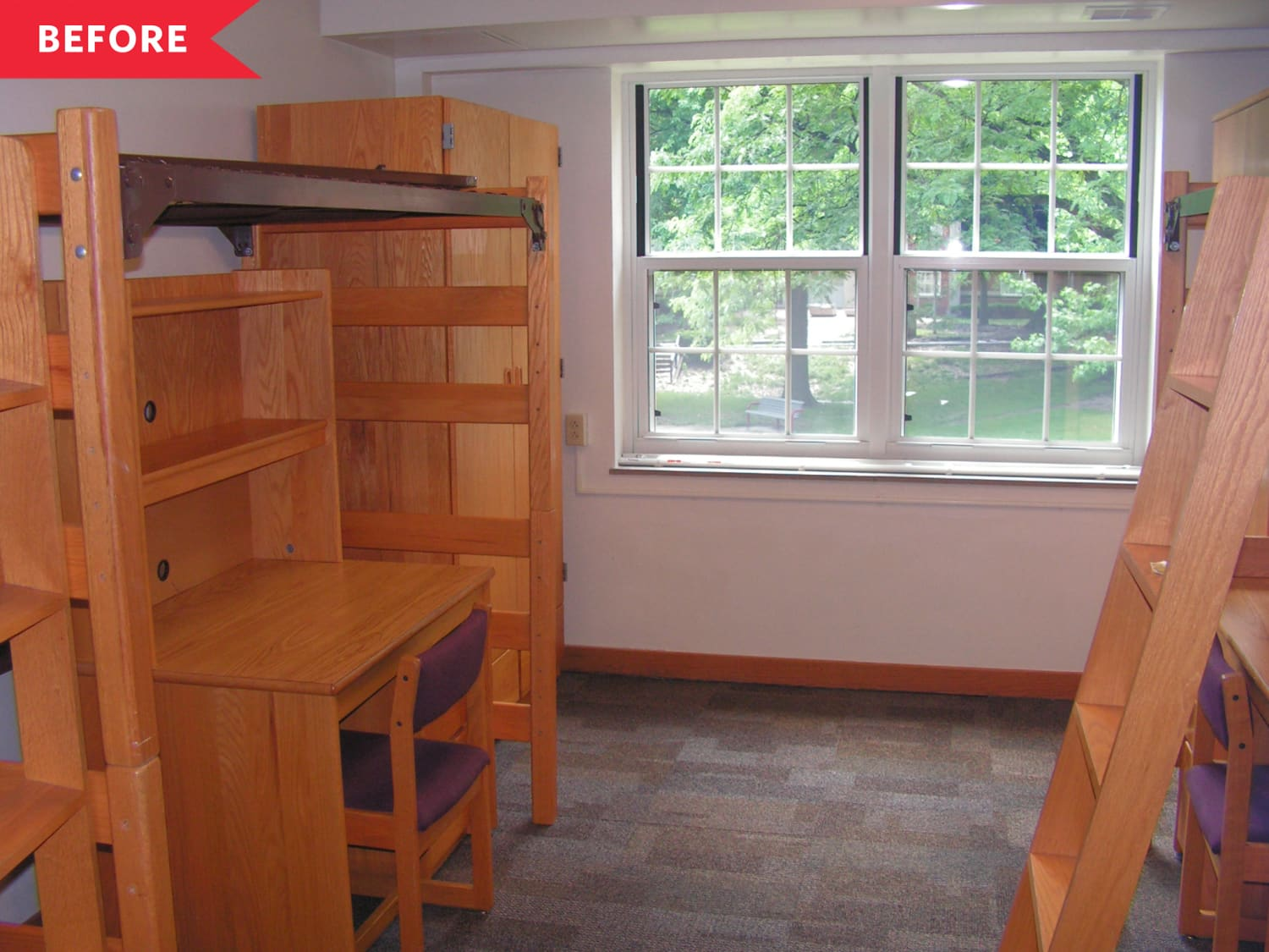 Before & After: These Three Dorms Are Almost Unrecognizable After Getting Decorated