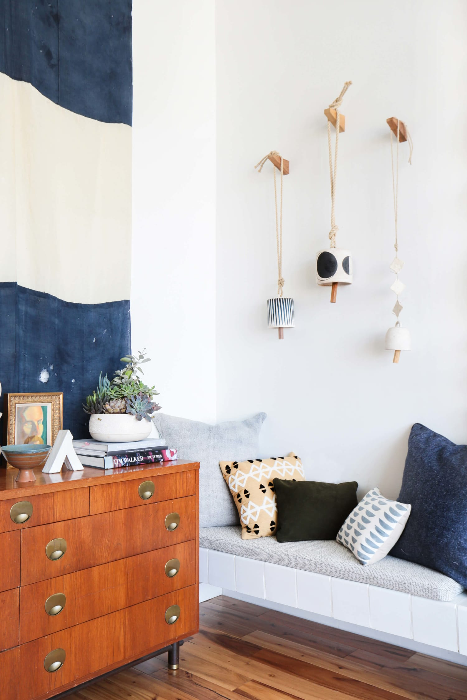 Meet Ceramic Bells: 2020's Answer to Last Year's Woven Wall Hanging Trend