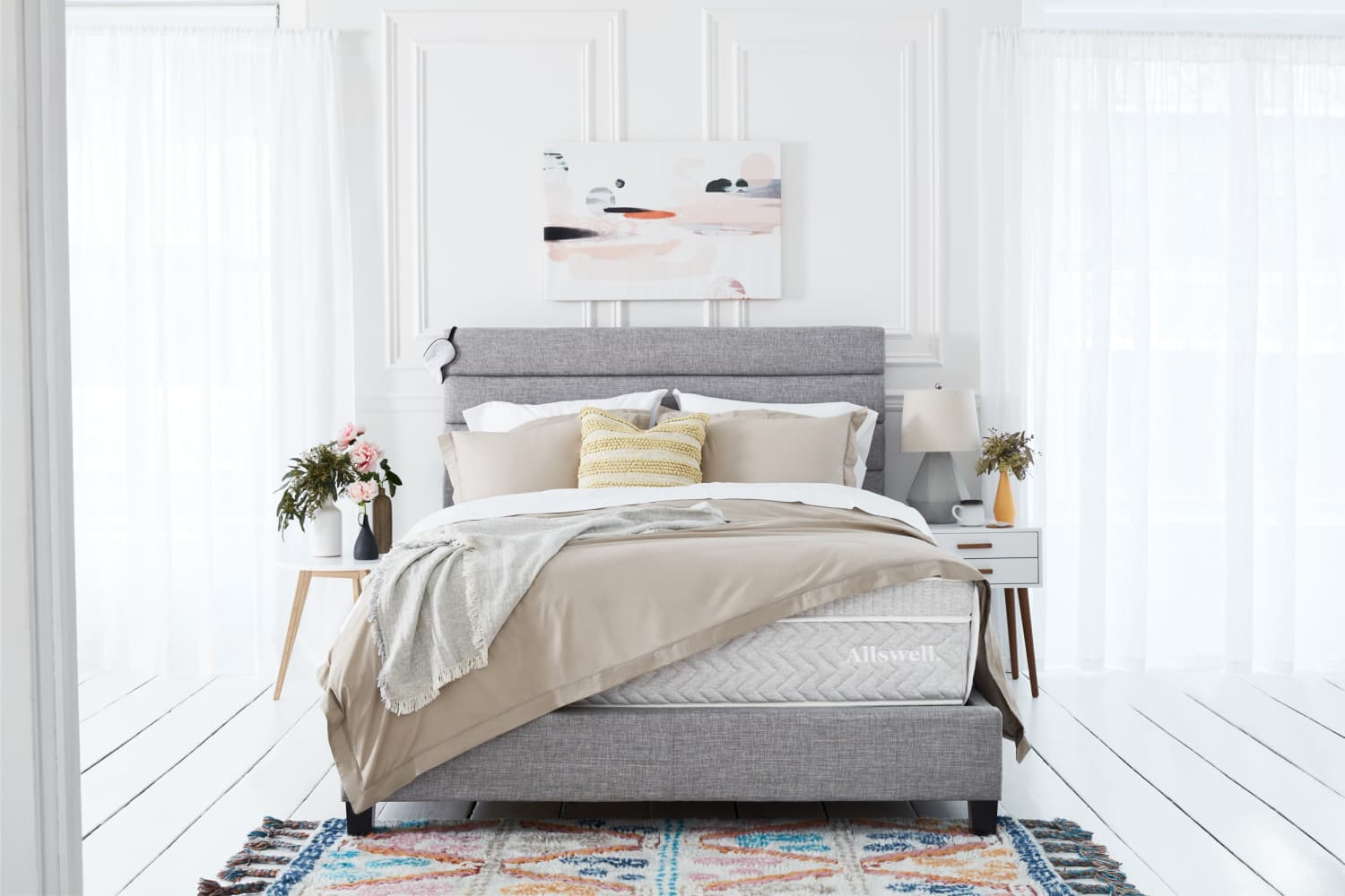 This Luxury Mattress is What Homebody Dreams are Made of—And it Costs Less Than $1,000