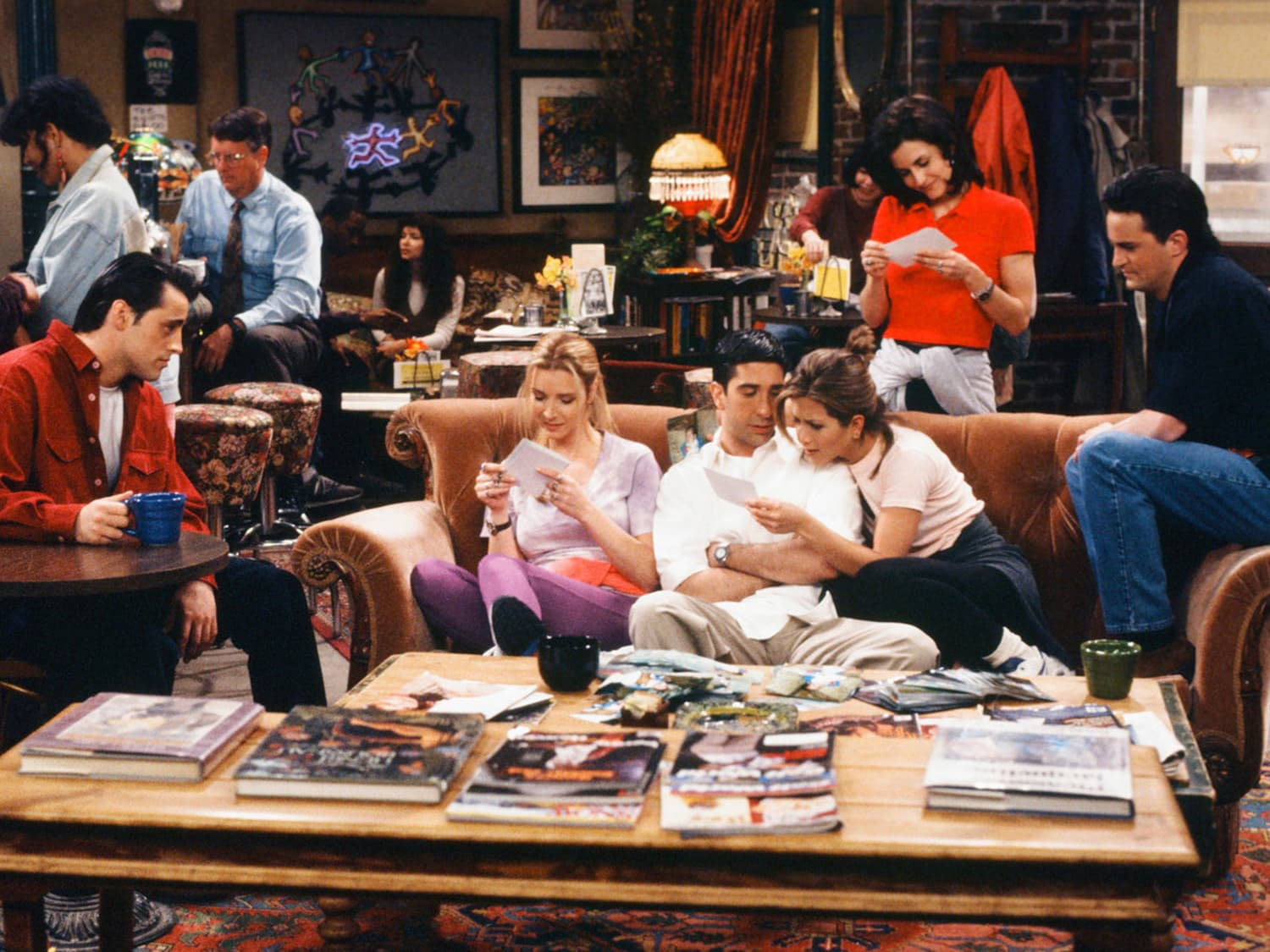 "Urban Outfitters Has ""Friends"" Merch That Will Turn Your Home into Central Perk"