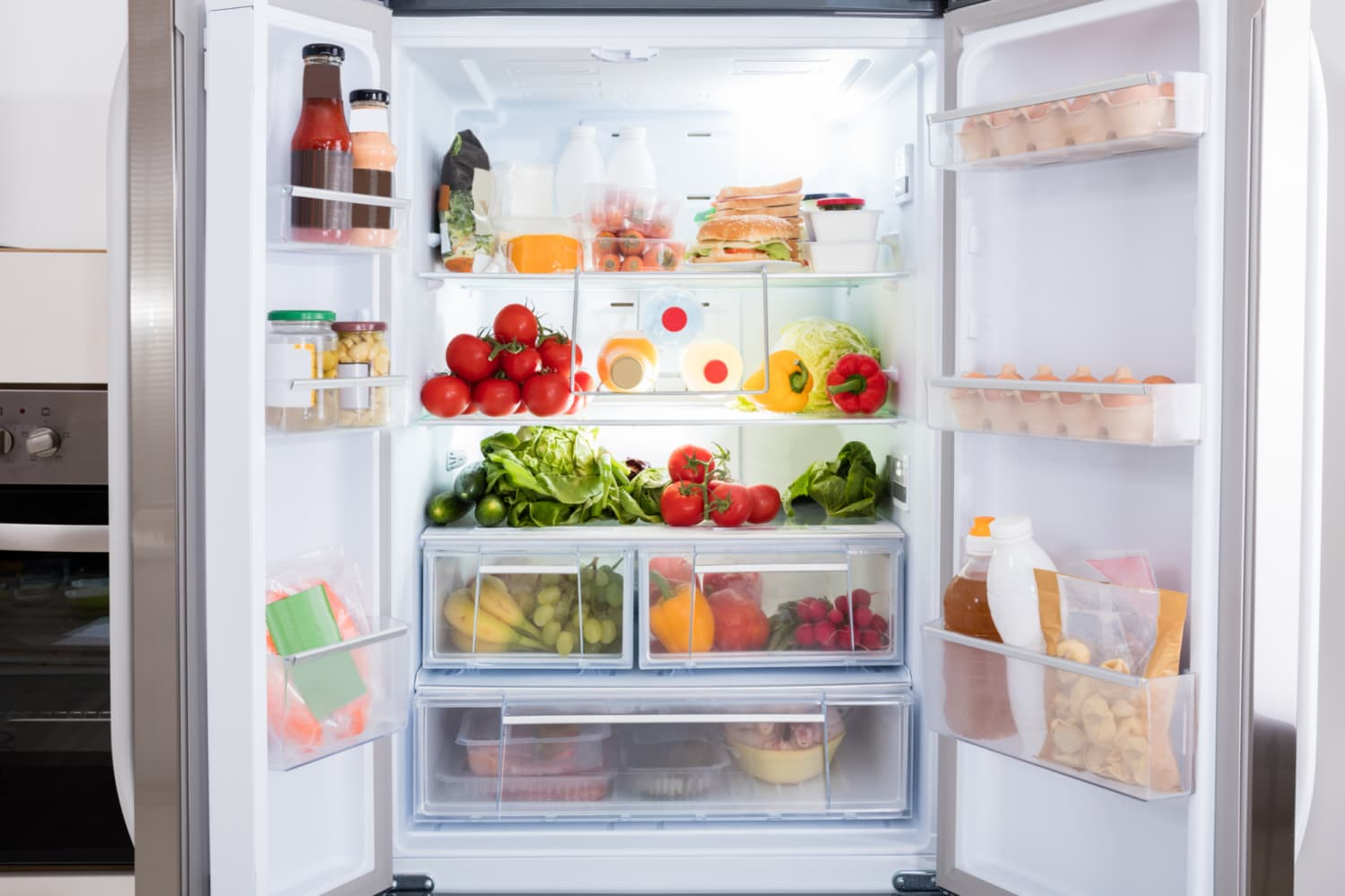 I Discovered a Wildly Simple Way to Get the Inside of Your Fridge Sparkling Clean
