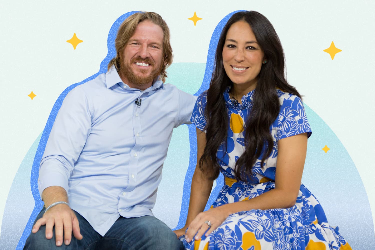 Joanna Gaines Says Baskets Are Key For Decluttering the Kitchen