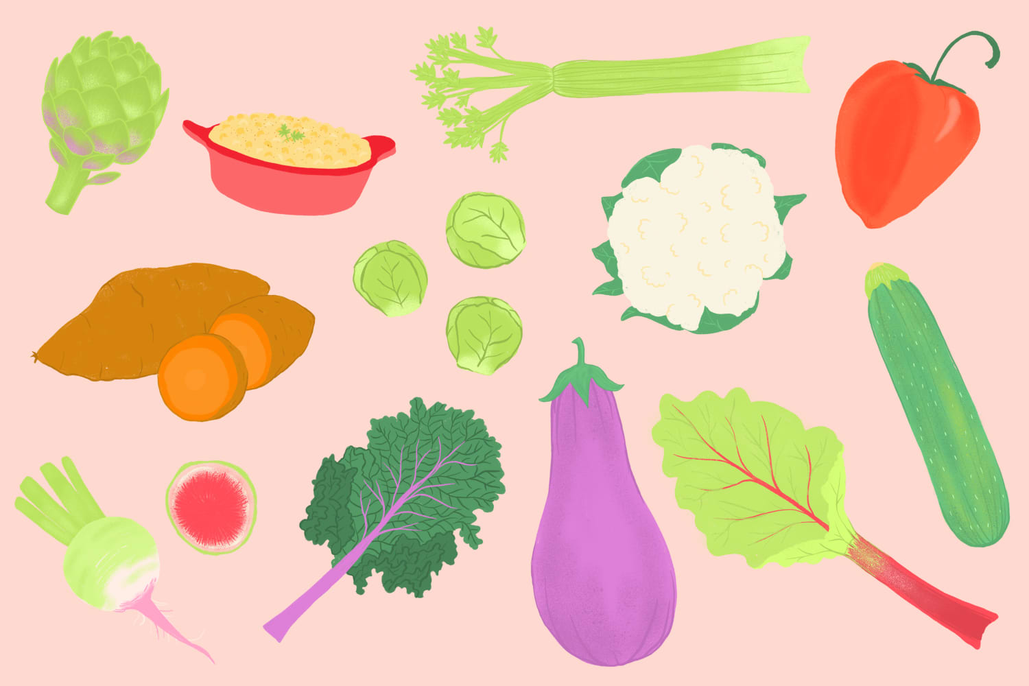 Here's Your Vegetable Soul Mate Based on Your Zodiac Sign