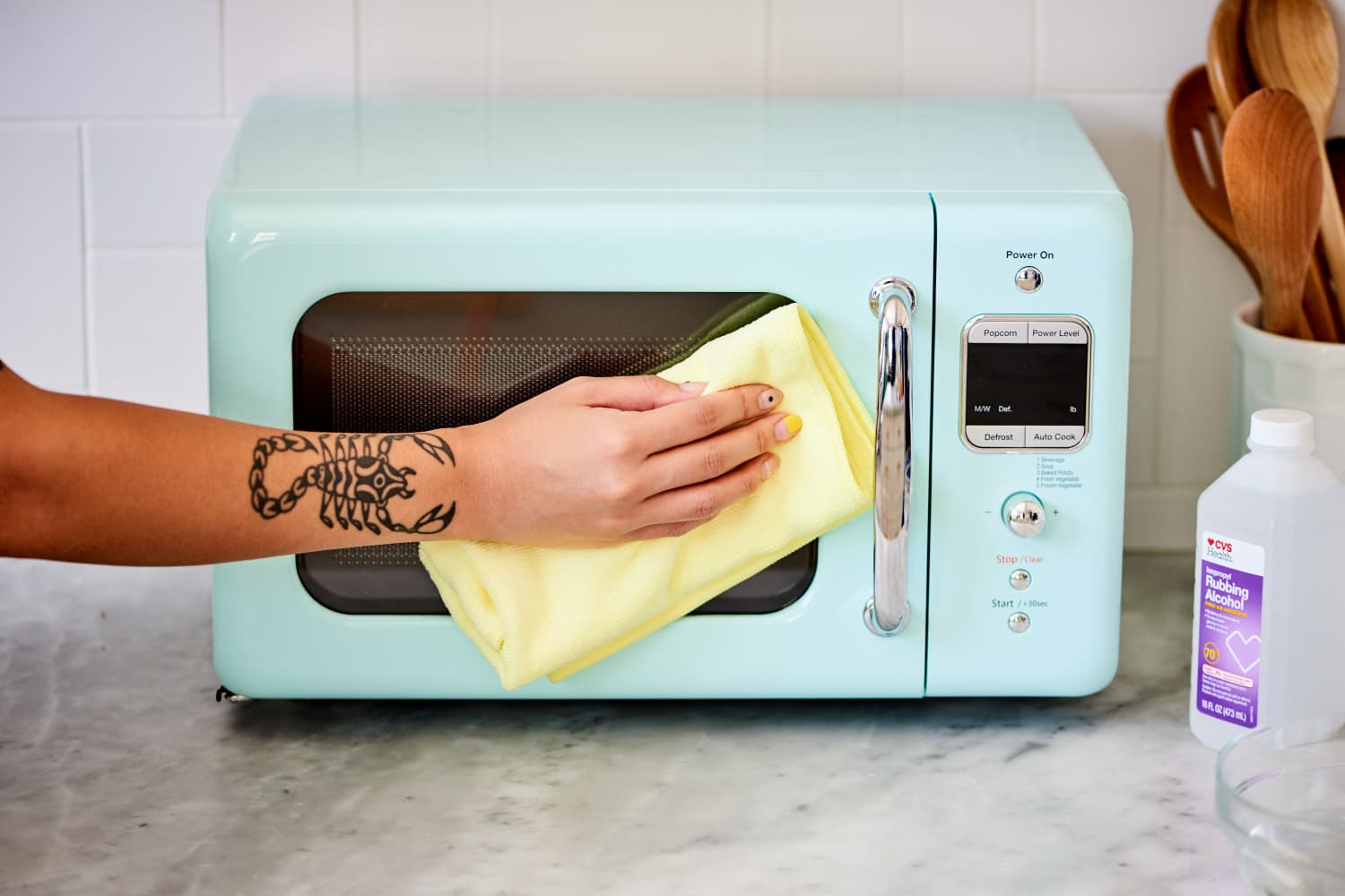It's Probably Been Way Too Long, So Here's the Best Way to Clean a Microwave