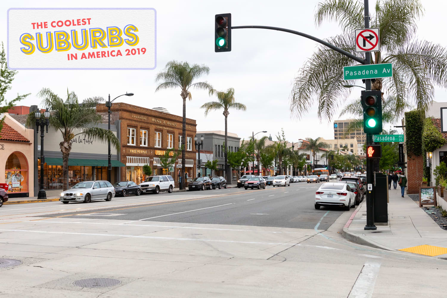 Why Pasadena, California Is the Coolest Los Angeles Suburb