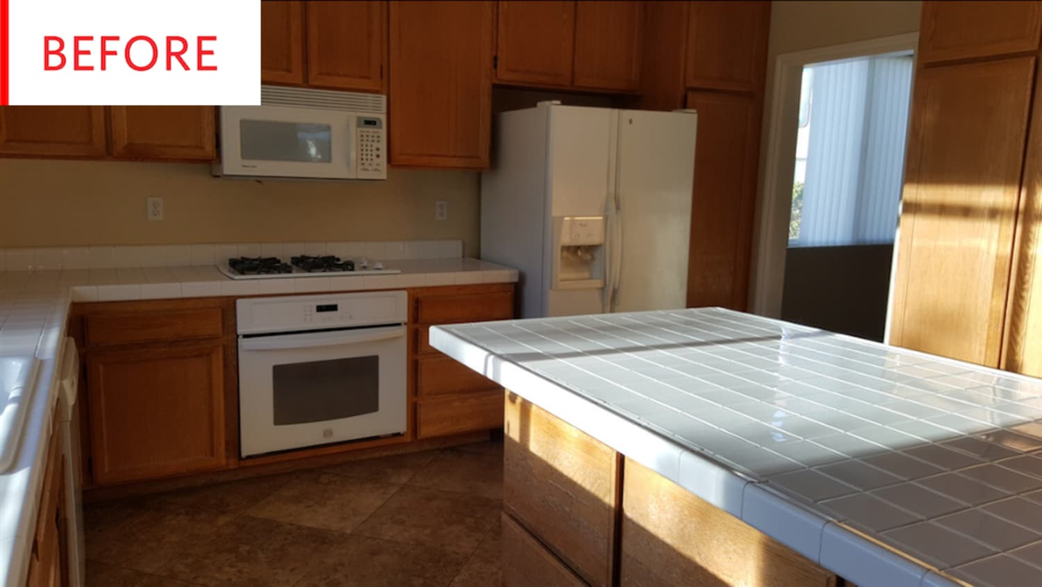 Before and After: An Interior Design Student Upgraded Her Family's Kitchen from Builder Grade to Beautiful