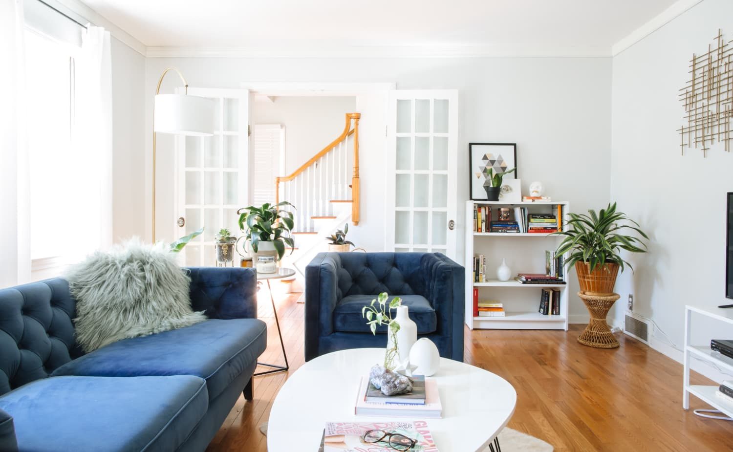 4 Things Making Your Living Room Look Messier Than It Is