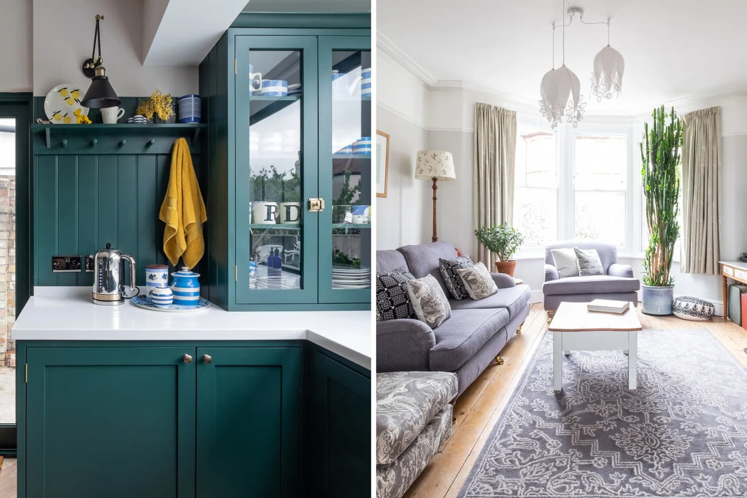 Tour a Modern Traditional Bristol Home