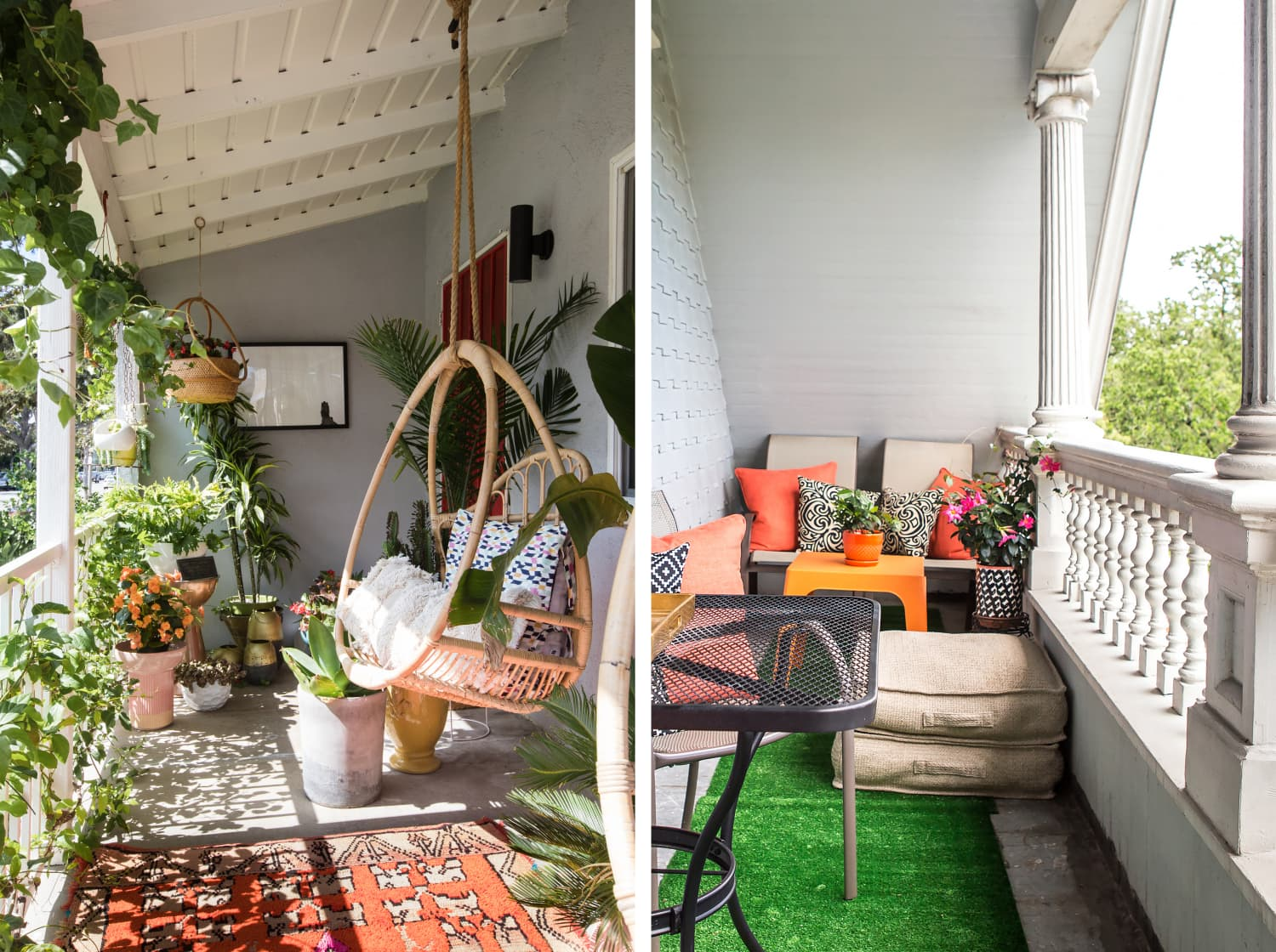 17 of the Smallest, Yet Stylish, Outdoor Spaces