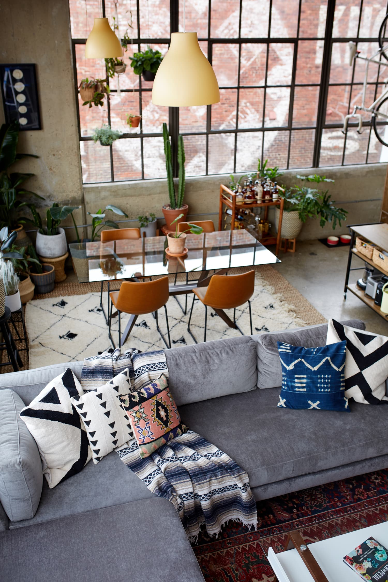 Get the Look: A Boho Knoxville Pad