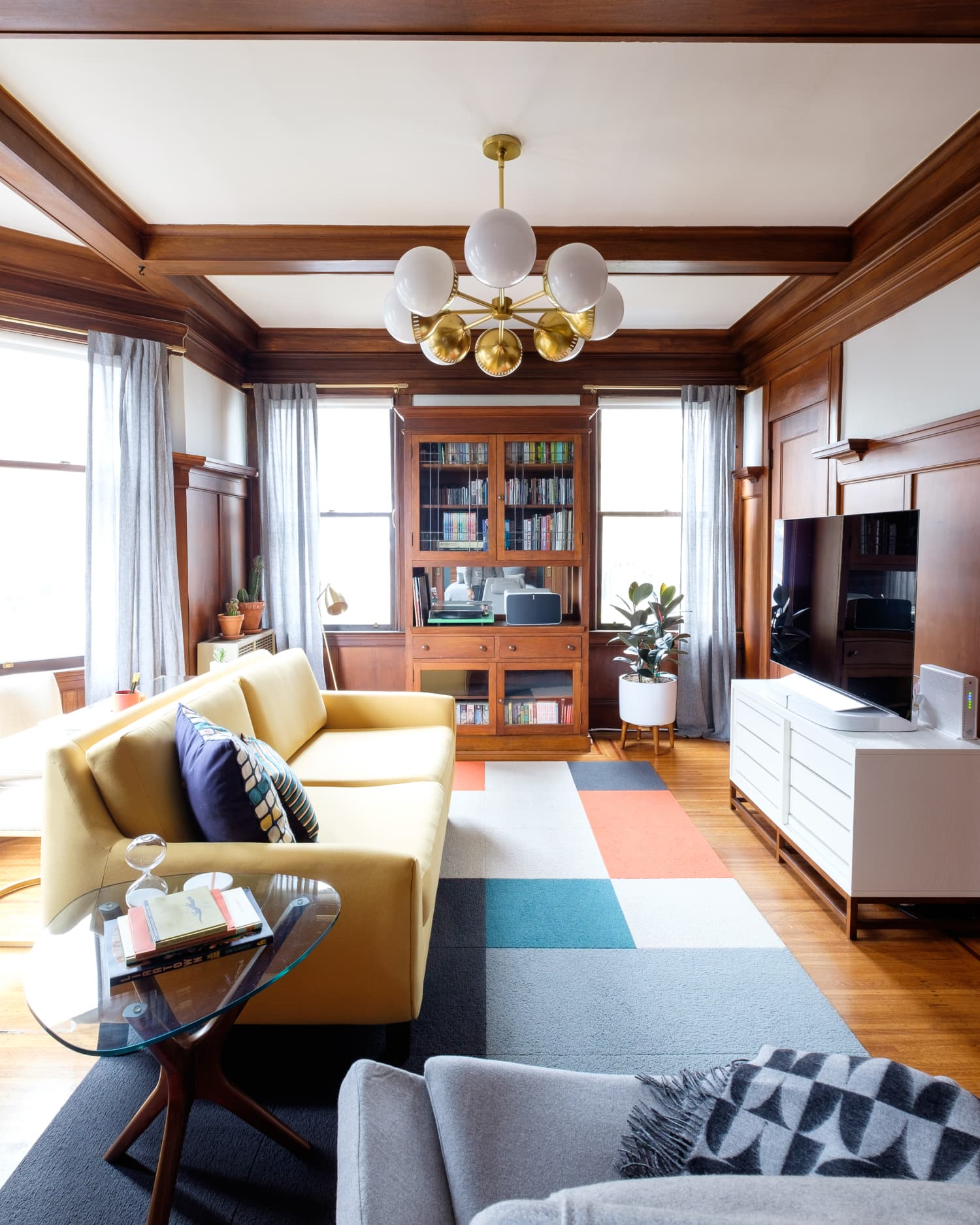 Get the Look: A Mid Century Glam SF Abode