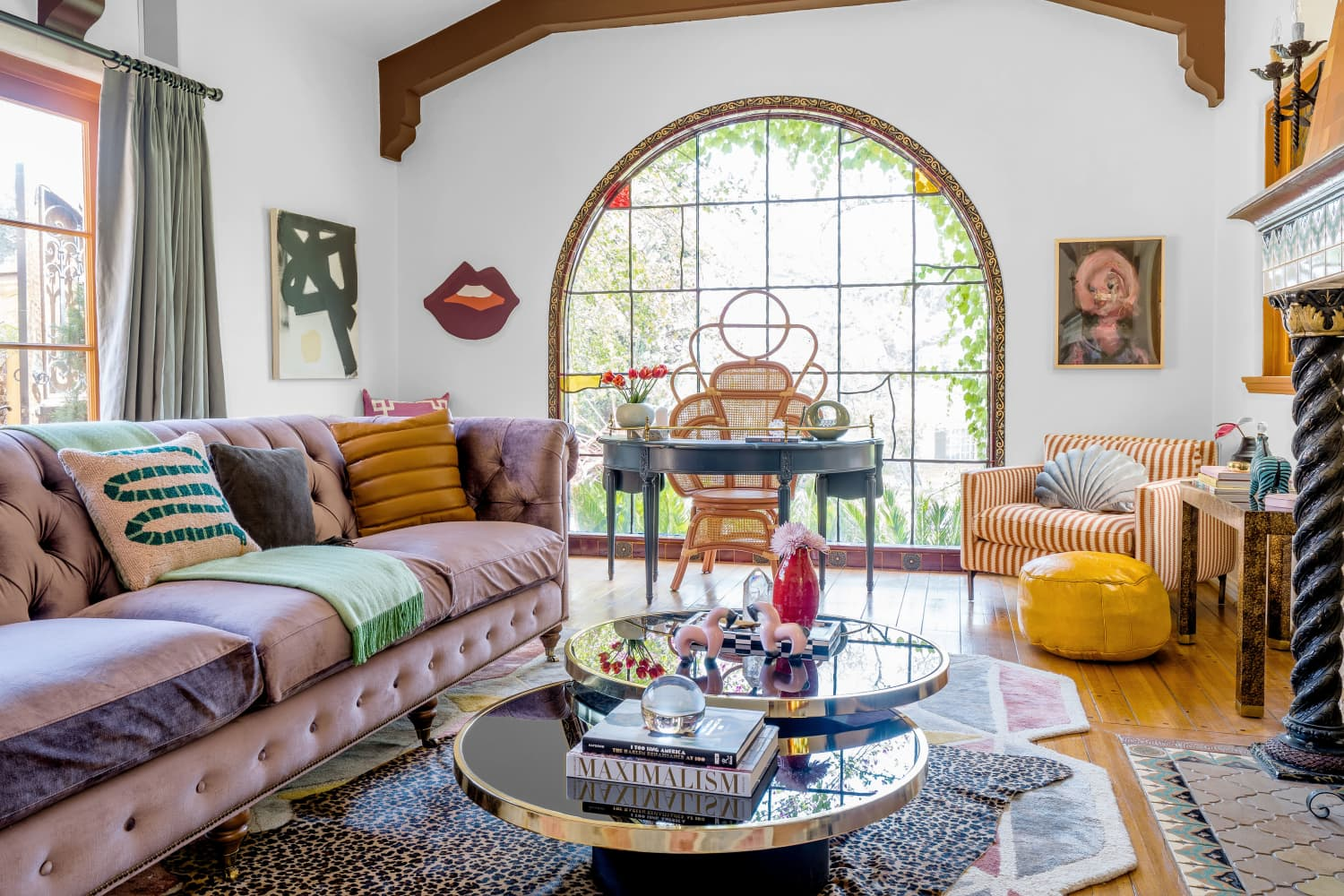 Comedian Nicole Byer's California Home Is a Marvelous Maximalist Mashup