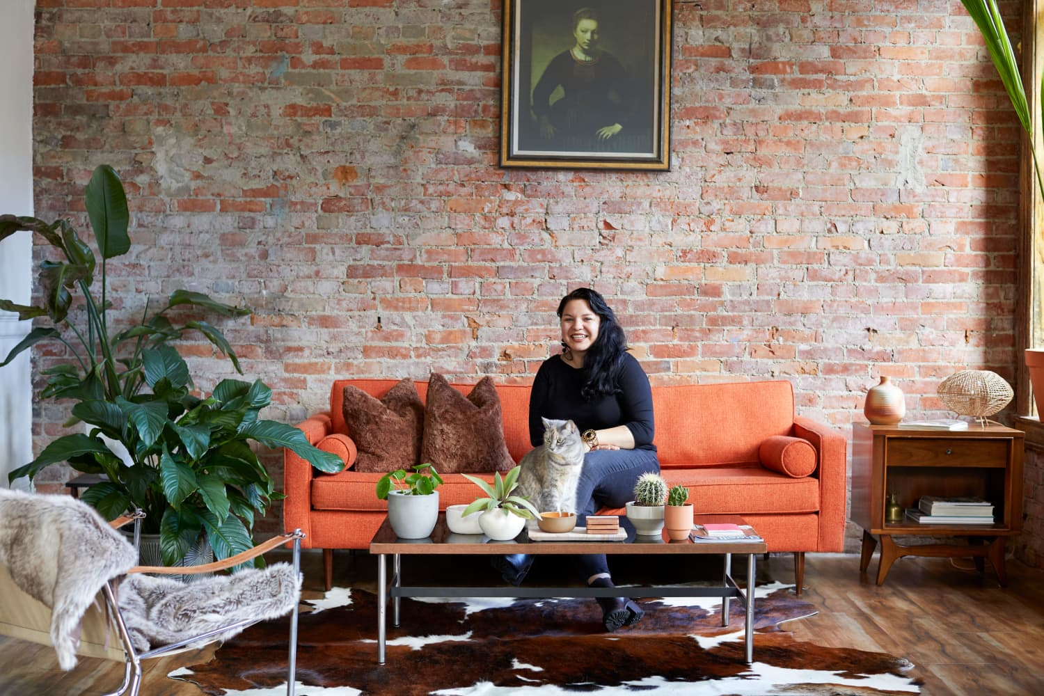 Get the Look: A Vintage Happy Home in Seattle