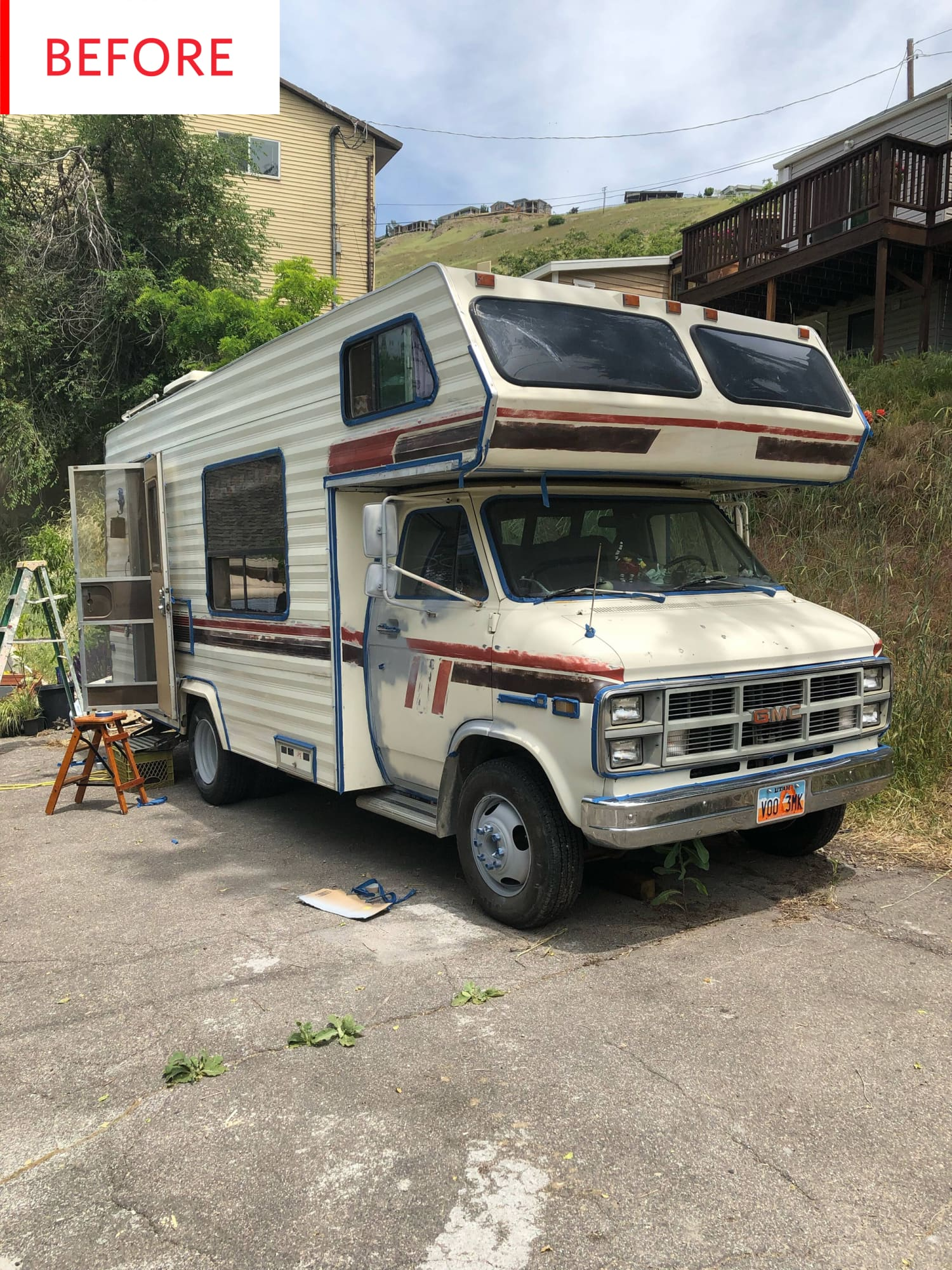 Before and After: This Vintage RV Makeover Is Unlike Anything You've Ever Seen Before
