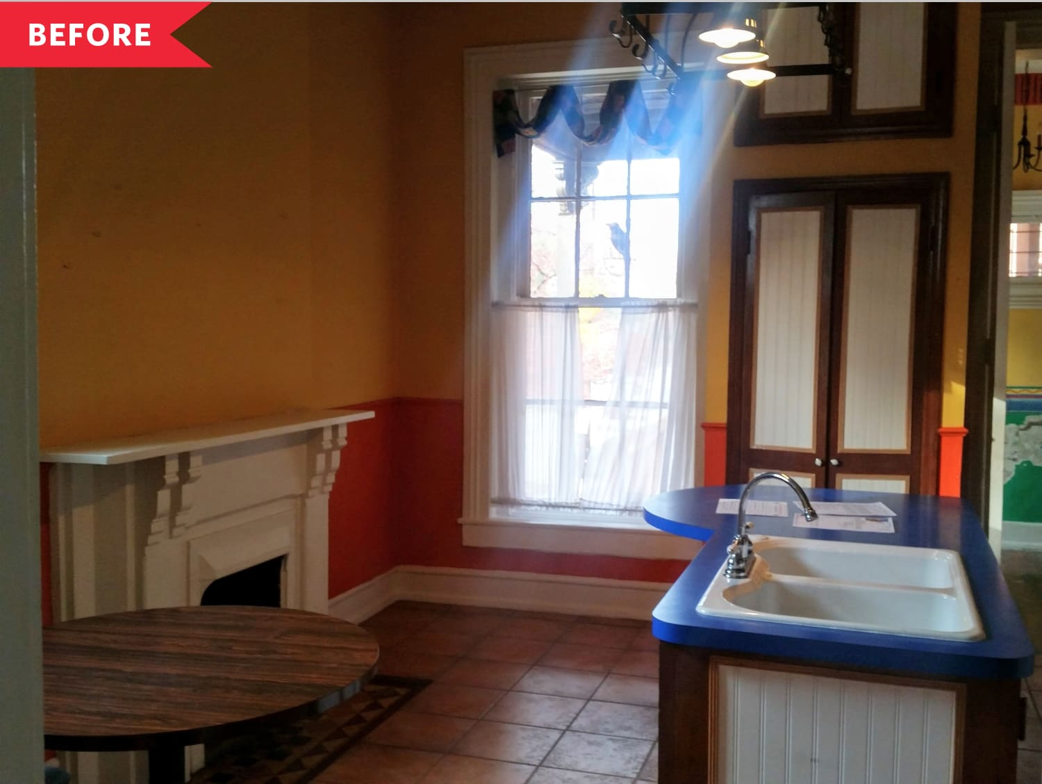Before & After: A 'Crayola-Colored Nightmare' Victorian House Gets an Incredible Transformation