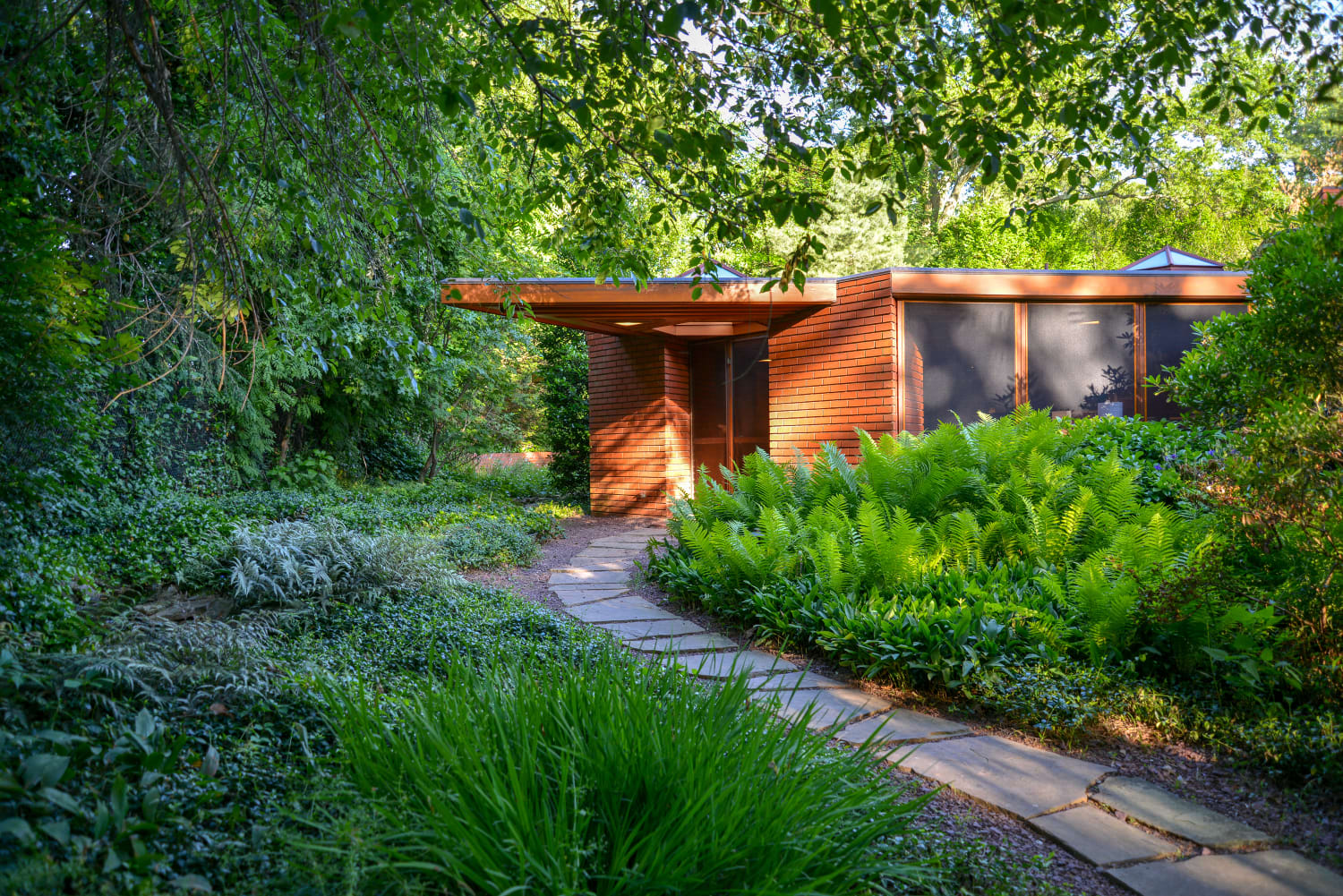 You Can Now Buy This Frank Lloyd Wright Home in New Jersey