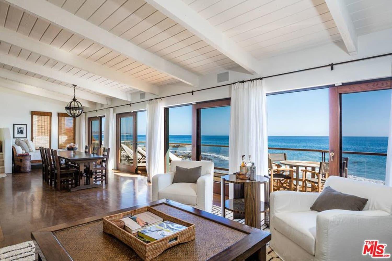 Cindy Crawford's Malibu Home Has Dreamy Ocean Views