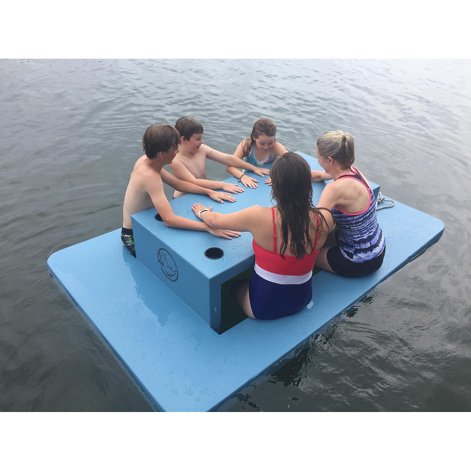 Sam's Club Is Selling a Floating Picnic Table That Puts Pool Floats to Shame