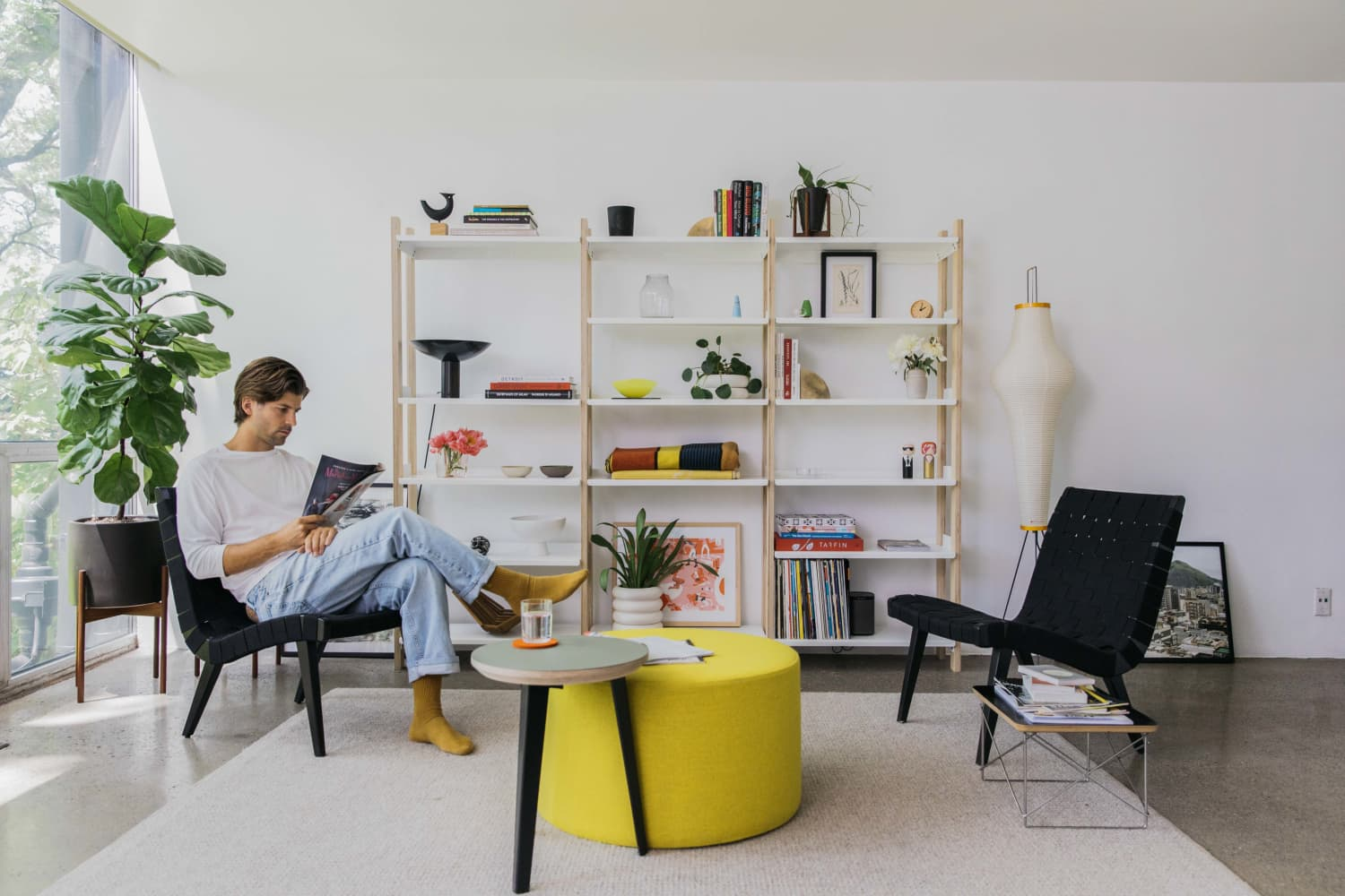 Floyd Is Launching a Modular Shelving System That Will Transform Your Space