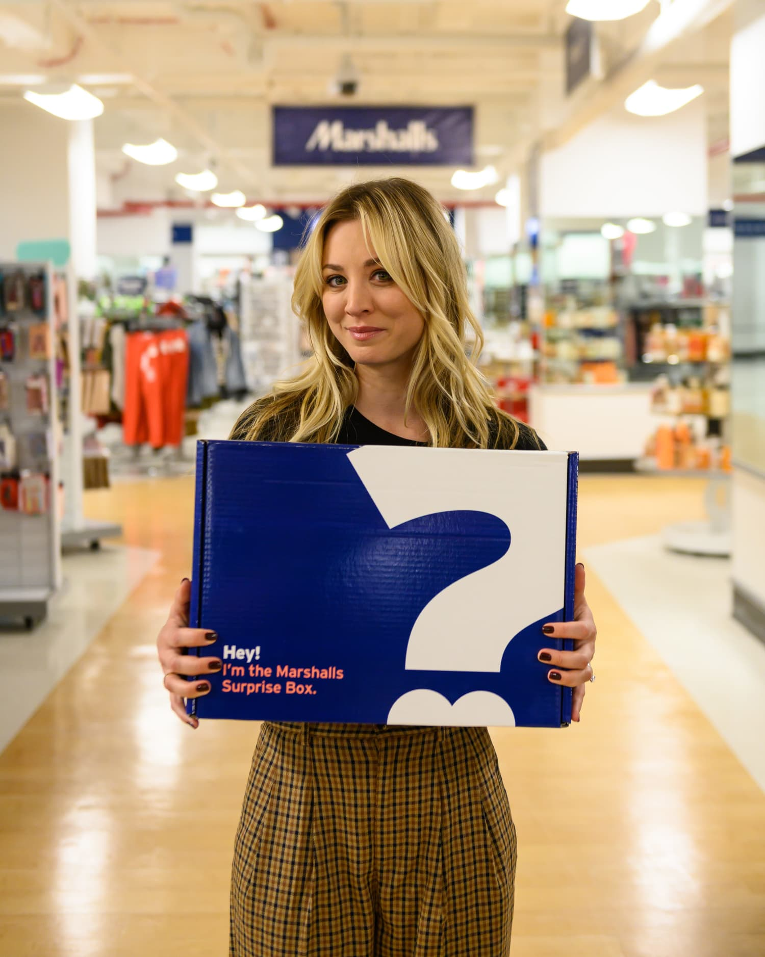 Marshalls Is Throwing a Shopping Scavenger Hunt—Here's How You Can Snag a 'Surprise Box' Today