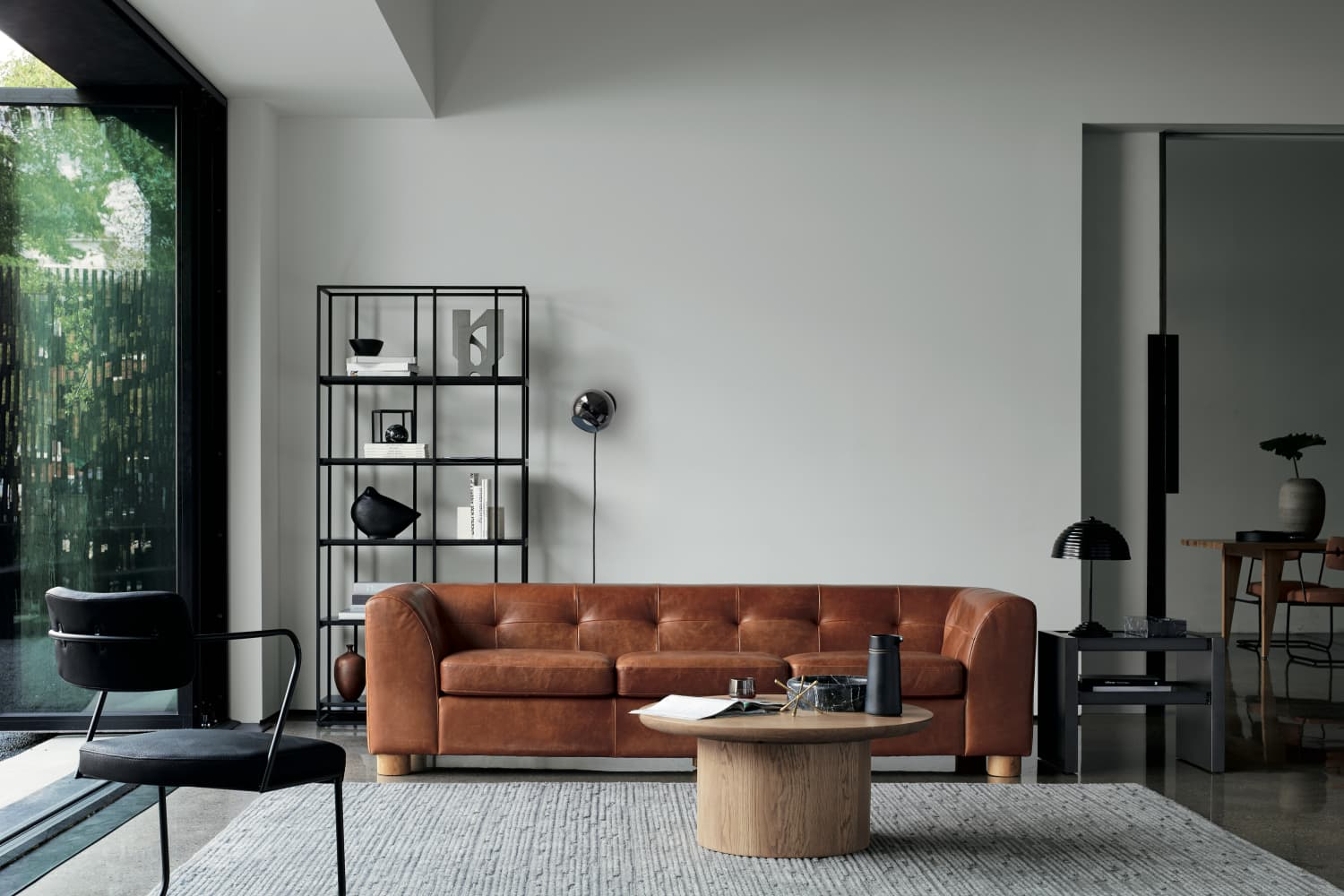CB2's New Collab with GQ Looks Like it Was Made For a Bachelor Pad—and We're Into It