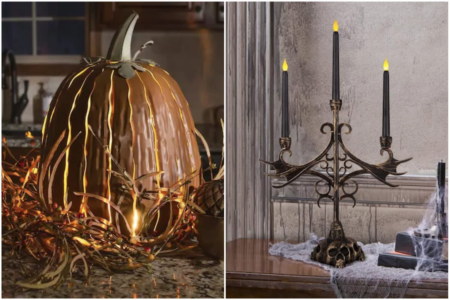 Lowe's Halloween Decor Is Here, and It's So Good, We're Spooked