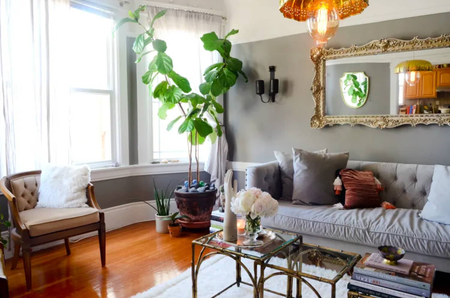 Get the Look: A Happy, Eclectic Apartment in San Fran
