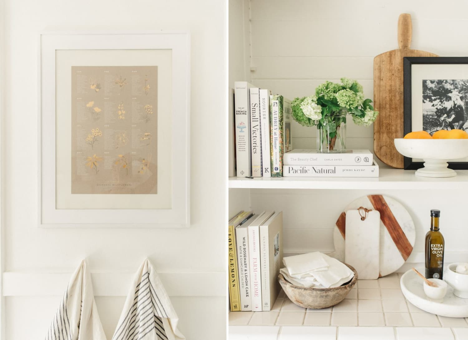 We're Lusting Over This Kitchen Artwork