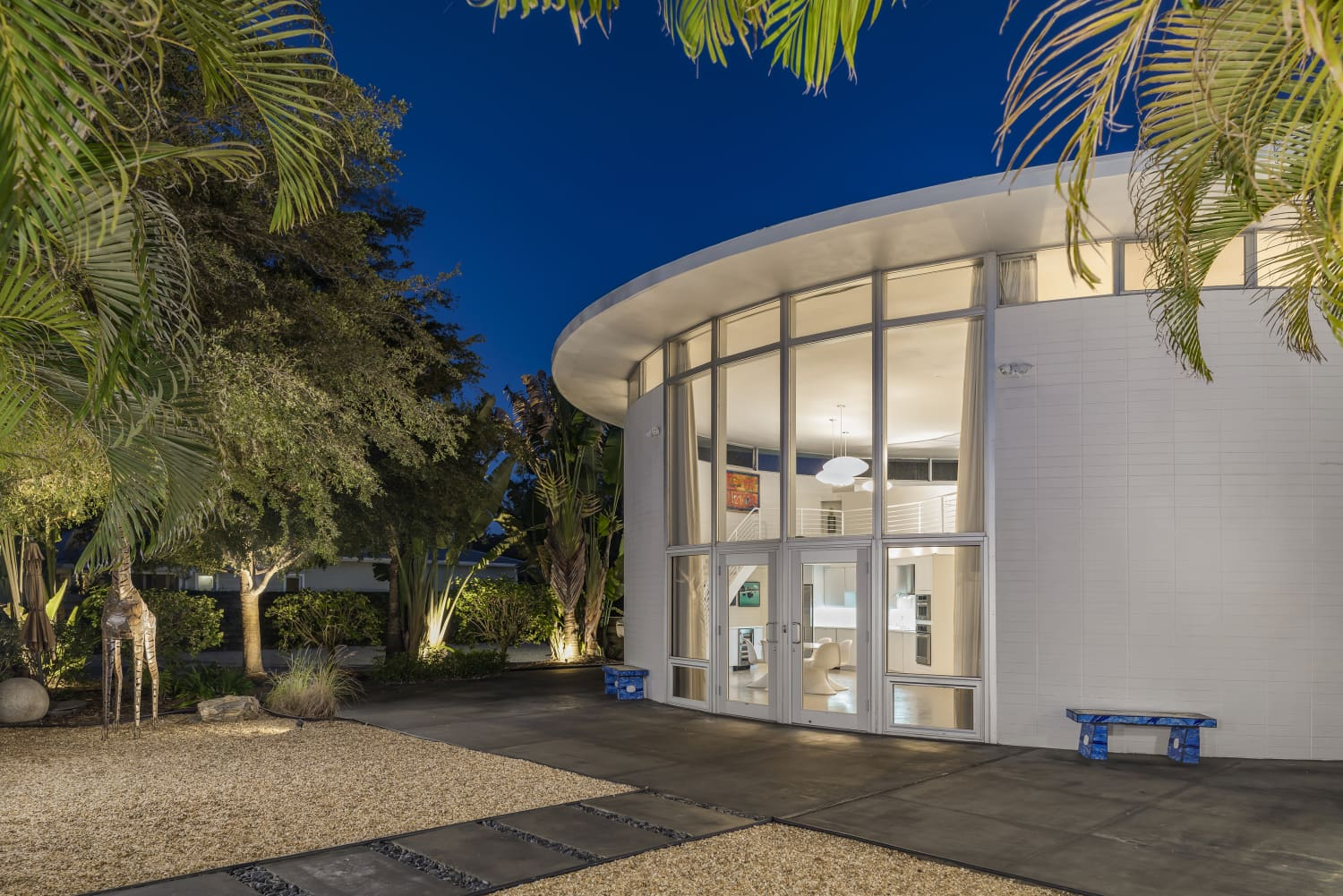 """You Have to See This Florida """"Roundhouse"""" on Sale for Under $1 Million"""