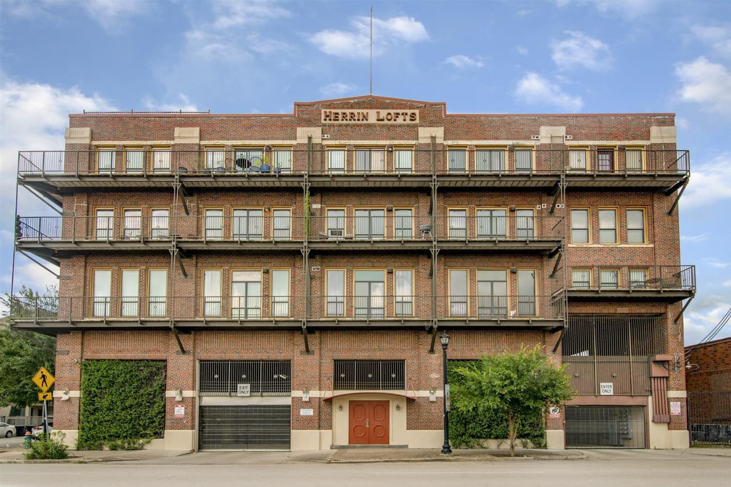 Look Inside: This Funky $230K Houston Condo Used to Be an Industrial Warehouse