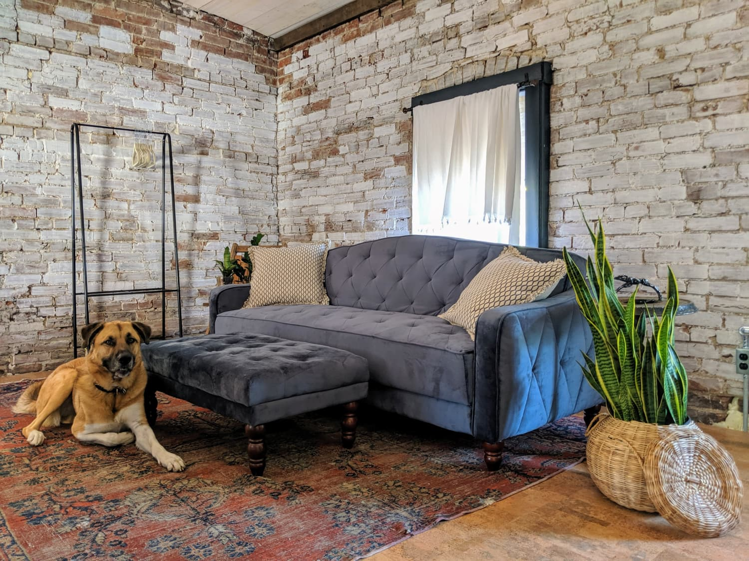 The Surprisingly Luxe Sofa I Got at Walmart for Less Than $500
