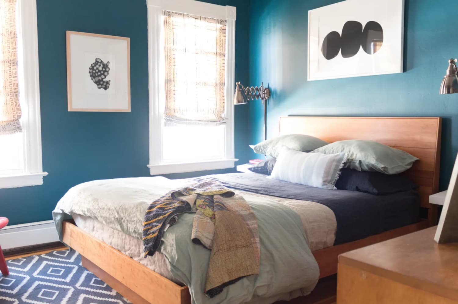 This is What Your Childhood Bedroom Color Says About You