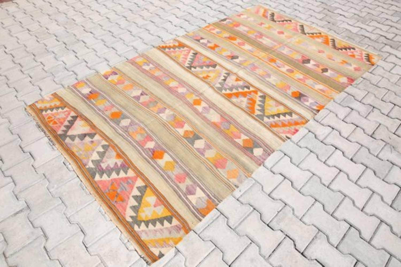 Shop These 7 Kilim Pieces on Bazaar