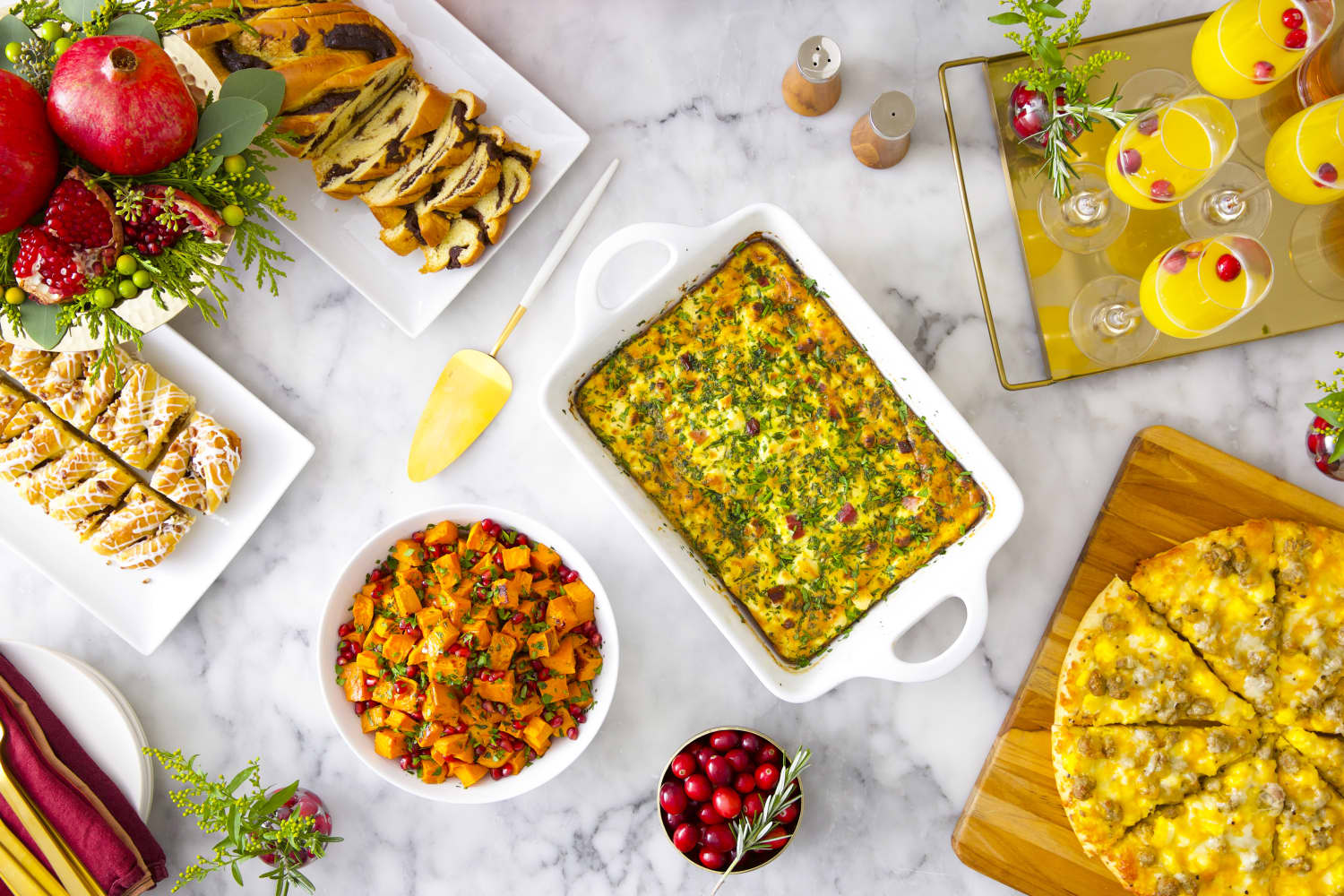 5 Must-Haves for an Effortless Holiday Brunch