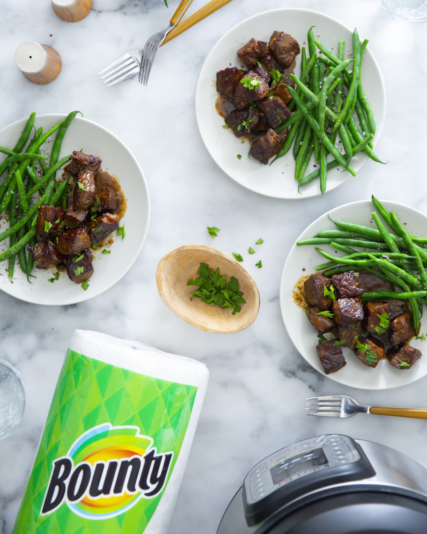 Recipe: Instant Pot Garlic Butter Steak Bites