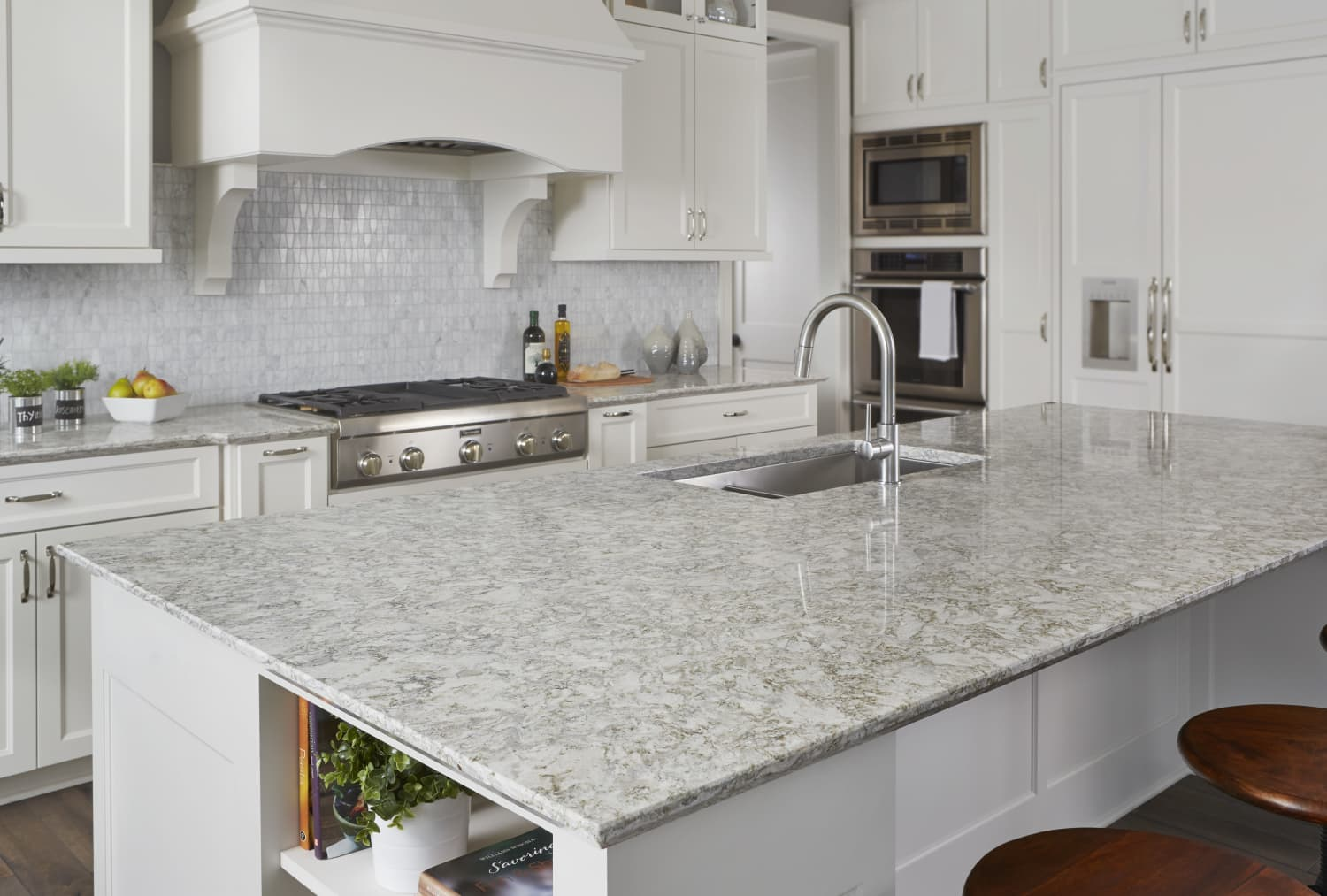 Quiz: Can You Guess What These Countertops Are Made Of?