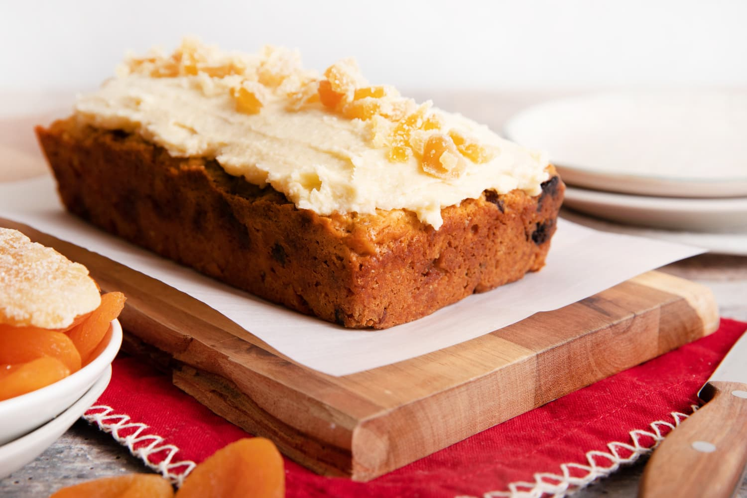 This Kicked Up Fruit Cake Is the Perfect Holiday Loaf