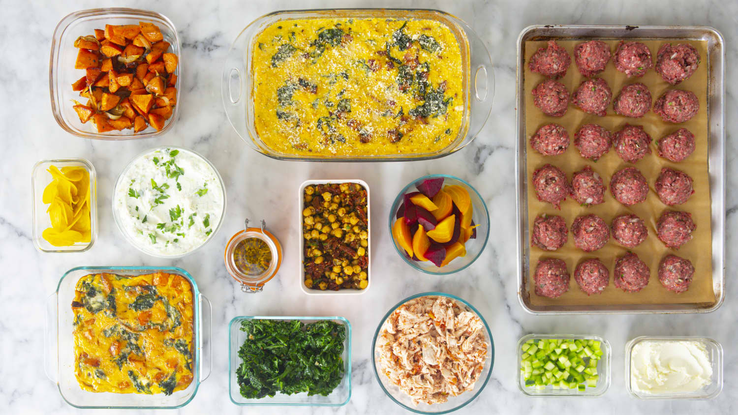 Meal Prep Plan: How I Prep a Week of Gluten-Free Meals in Just 2 Hours