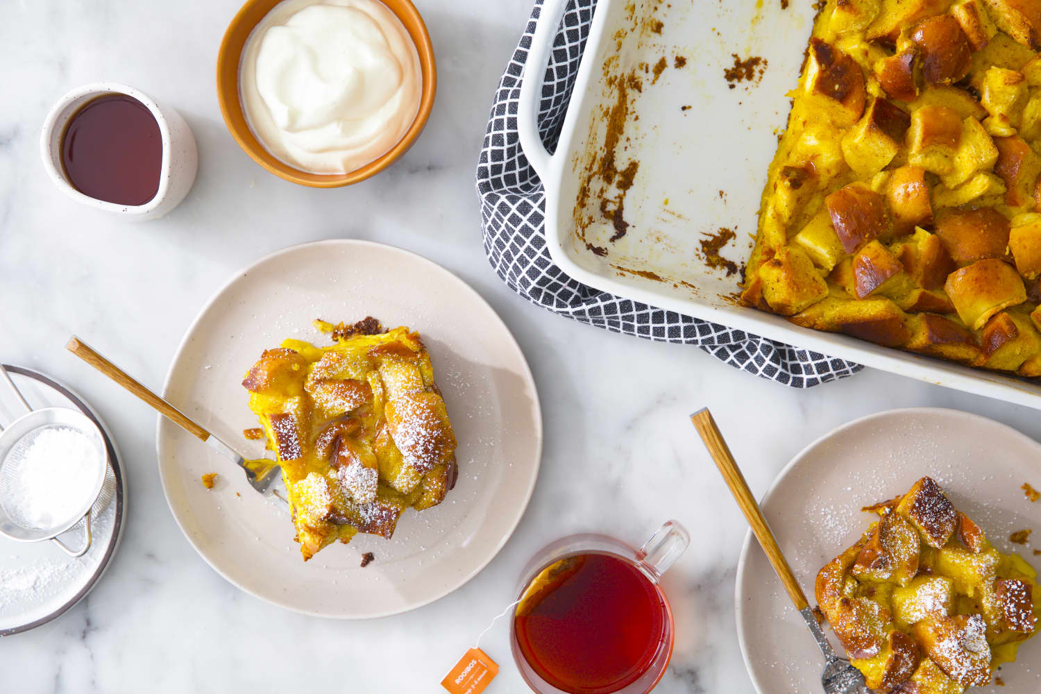 French Toast Casserole Is the Irresistible Holiday Brunch to Gather Around