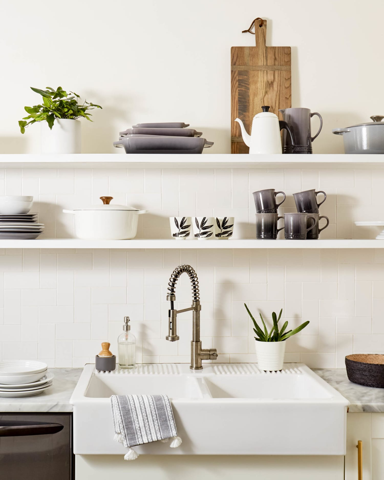 Le Creuset Just Debuted a Beautiful New Color — See How It Fits Into Your Kitchen