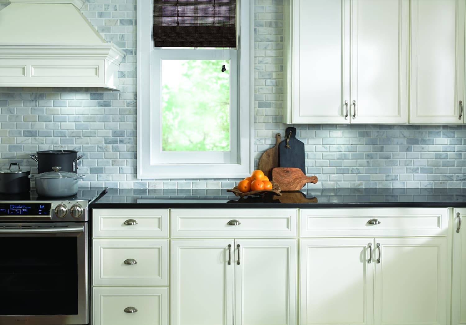 How to Make Over Your Kitchen by Changing Just One Feature