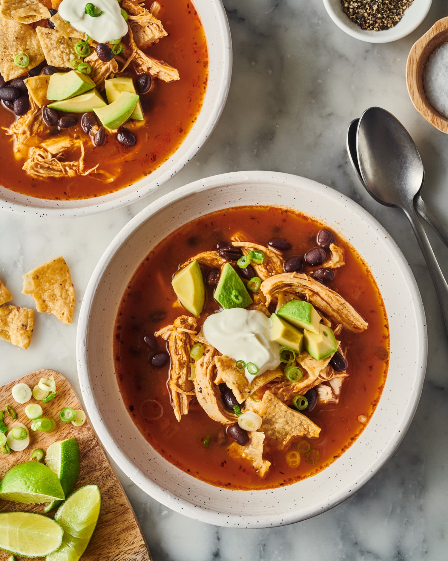Chicken Tortilla Soup Is the Delicious No-Stress Dinner You Need Tonight