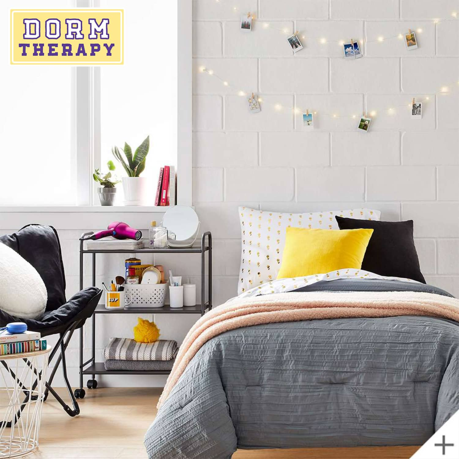 10 Tips for Organizing Your Tiny Dorm Room
