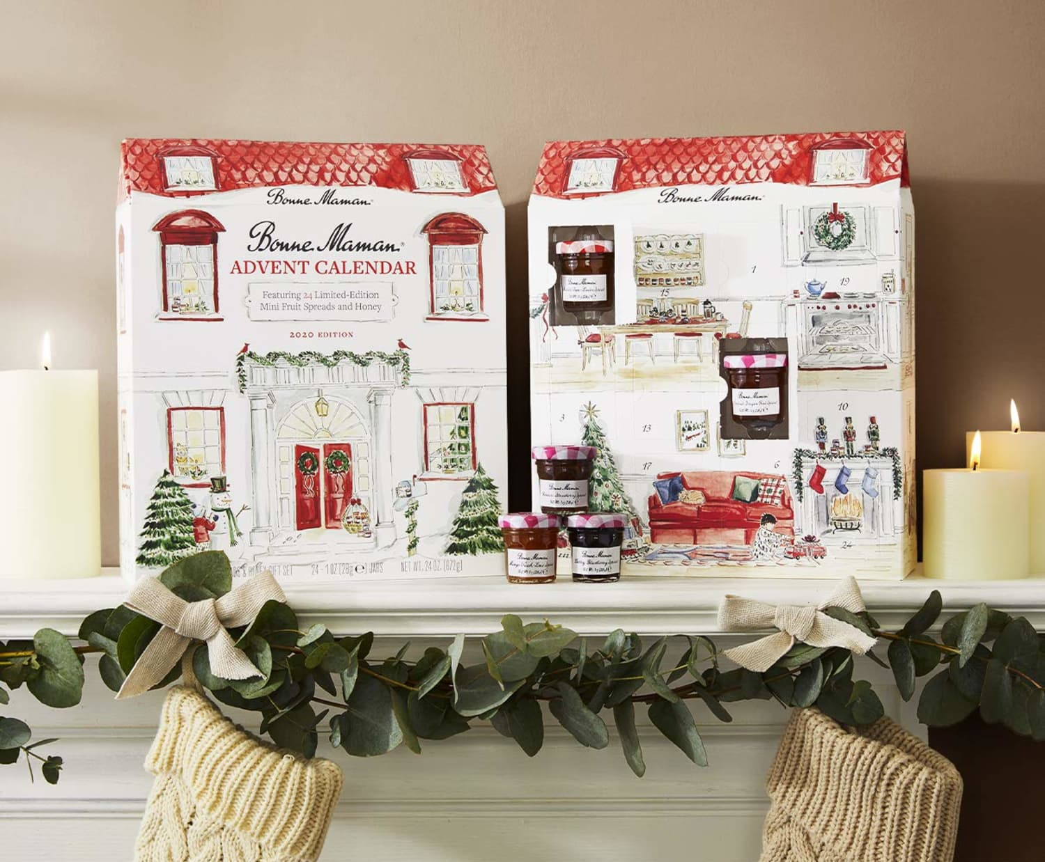 Bonne Maman's Iconic Advent Calendar Is Constantly Selling Out — But You Can Get It Right Now