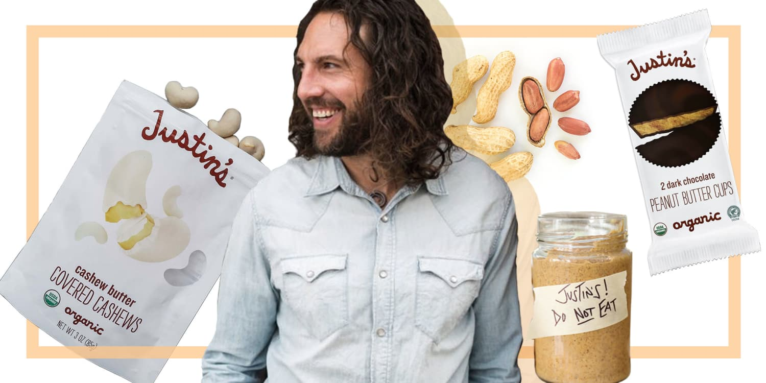 The Mastermind Behind Cult-Favorite Nut Butter Company Justin's Shares How He Got His Start