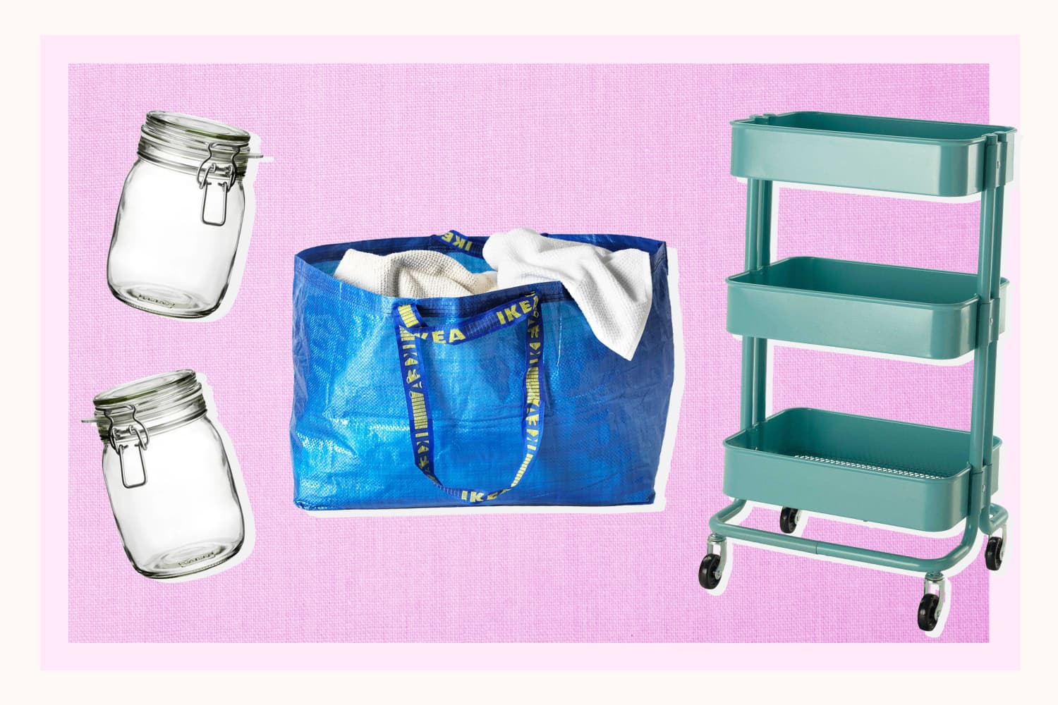 The 10 Most Useful IKEA Organizers of All Time