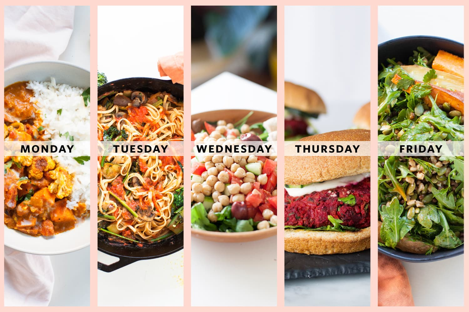 A Week of Vegan Dinners for New Moms from Sweet Potato Soul's Jenné Clairborne