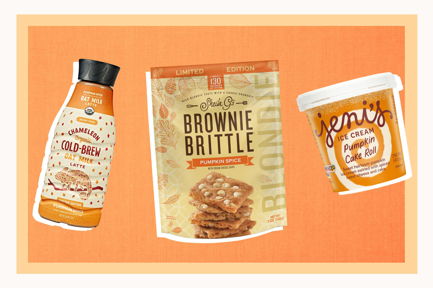 10 New Pumpkin Spice Snacks You Need to Try This Year