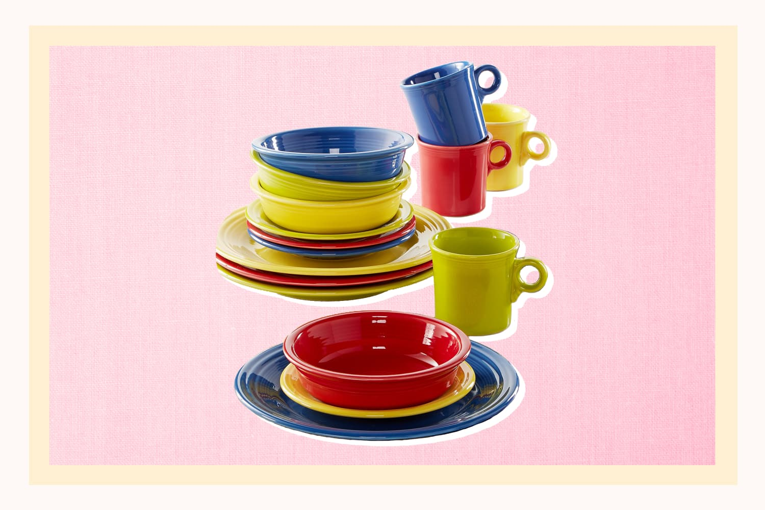 Alert! Cult-Favorite Fiestaware Is 40% Off at Macy's — But Only for Today